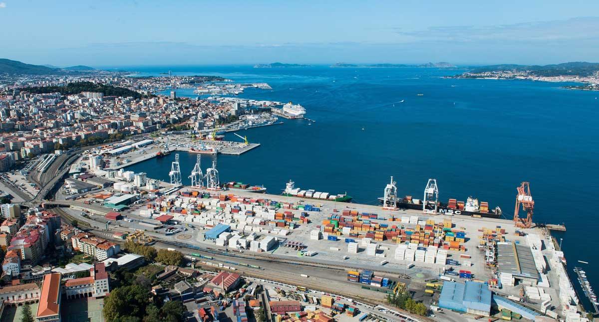 Puerto-de-Vigo- VASCO Shipping